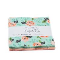 Moda Fabric Precuts Charm Pack - Sugar Pie by Lella Boutique