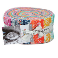 Moda Fabric Precuts Jelly Roll - Early Bird by Kate Spain