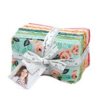 Moda Fabric Precuts Fat Eighth Bundle - Sugar Pie by Lella Boutique