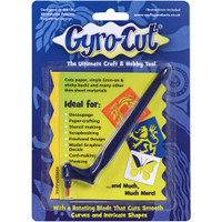 Gyro-Cut Craft and Hobby Tool