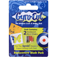 Gyro-Cut Replacement Blades - Set of 2
