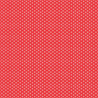 Riley Blake Fabric - Bee Basics - Lori Holt -  Tiny Daisy C6403R-Red