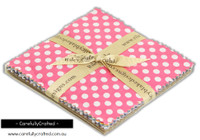 "Riley Blake Designs - Small Dots - 5"" Stacker"