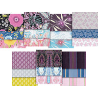 "Free Spirit Fabrics - 5"" Squares - Darling Isabelle by Dena Designs"