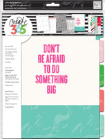 Create 365 - Me and My Big Ideas - The Happy Planner - Six Month Extension Pack - BIG