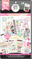 Create 365 - Me and My Big Ideas - The Happy Planner™ Value Pack Stickers - Watercolor