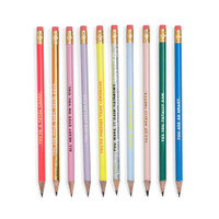 Ban Do - COMPLIMENT PENCIL SET - ASSORTED SET OF 10