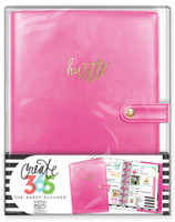 Create 365 - Me and My Big Ideas - The Happy Planner™ Deluxe Cover - Berry - MINI