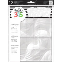 Create 365 - Me and My Big Ideas - The Happy Planner - Page Protectors - 12 Pk