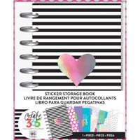 Create 365 - Me and My Big Ideas - The Happy Planner™ - Sticker Storage Book - Rainbow