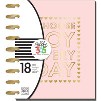 Create 365 - The Happy Planner - Me and My Big Ideas - 2017-2018 CLASSIC Happy Planner® - Modern Romance