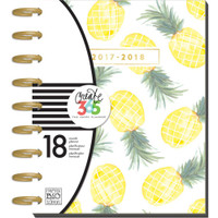 Create 365 - The Happy Planner - Me and My Big Ideas - 2017-2018 CLASSIC Happy Planner® - Flamingo