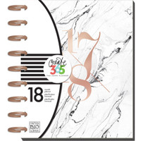 Create 365 - The Happy Planner - Me and My Big Ideas - 2017-2018 CLASSIC Happy Planner® - Modern Marble