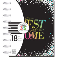 Create 365 - The Happy Planner - Me and My Big Ideas - 2017-2018 CLASSIC Happy Planner® - Stay Positive