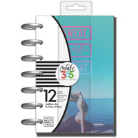 Create 365 - The Happy Planner - Me and My Big Ideas - Mini- Sweat Smile Repeat - 12 Months - UNDATED