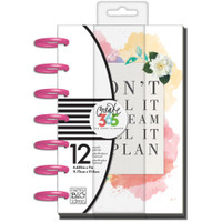 Create 365 - The Happy Planner - Me and My Big Ideas - Mini- Wildflower - 12 Months - UNDATED