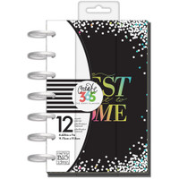 Create 365 - The Happy Planner - Me and My Big Ideas - Mini- Stay Positive - 12 Months - UNDATED