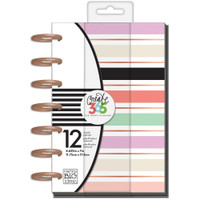 Create 365 - The Happy Planner - Me and My Big Ideas - Mini- Lovely Pastels - 12 Months - UNDATED