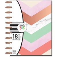 Create 365 - The Happy Planner - Me and My Big Ideas - 2017-2018 BIG Happy Planner® - Lovely Pastels