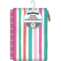 Create 365 - Me and My Big Ideas - The Happy Planner™ - Snap In Pen Case - Painted Stripe