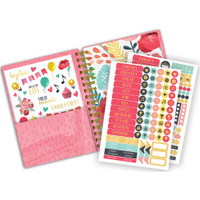 "Paper House - Spiral Bound Planner 7.5"" X 8.5"" - Everyday Moments"