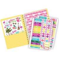 "Paper House - Spiral Bound Planner 7.5"" X 8.5"" - Embrace Today"