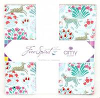 "Free Spirit Fabric Precuts - 10""Charm Pack - Splendor by Amy Butler"