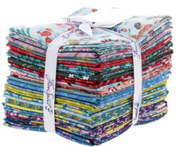 Free Spirit Fabrics - Fat Quarter Bundle - Splendor by Amy Butler