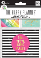 Create 365 - Me and My Big Ideas - The Happy Planner - Mini Pocket Cards