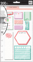 Create 365 - Me and My Big Ideas - The Happy Planner - Sticky Notes - Be There