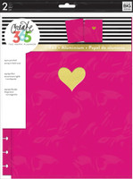 Create 365 - Me and My Big Ideas - The Happy Planner™ Snap-In Cover - Pink - BIG
