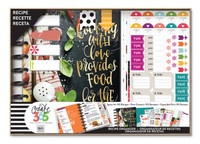 Create 365 - Me and My Big Ideas - Happy Planner® Box Kit – CLASSIC – Cooking