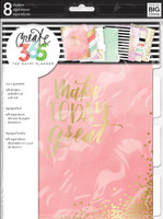 Create 365 - Me and My Big Ideas - The Happy Planner™ Classic Lovely Pastels Dividers - CLASSIC