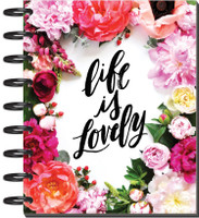Create 365 - The Happy Planner - Me and My Big Ideas - 2017-2018 CLASSIC Happy Planner® - Market Floral