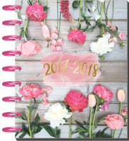 Create 365 - The Happy Planner - Me and My Big Ideas - 2017-2018 CLASSIC Happy Planner® - Wildflower