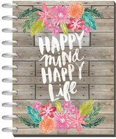 Create 365 - The Happy Planner - Me and My Big Ideas - 2017-2018 BIG Happy Planner® - Happy Mind Happy Life