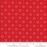 Moda Fabric - The Good Life - Bonnie & Camille - Red 55152 11