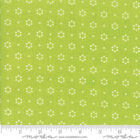 Moda Fabric - The Good Life - Bonnie & Camille - Green 55152 14