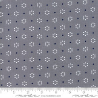 Moda Fabric - The Good Life - Bonnie & Camille - Charcoal  55152 27