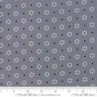 Moda Fabric - The Good Life - Bonnie & Camille - Navy  55152 27