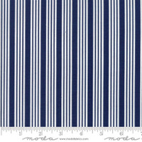 Moda Fabric - The Good Life - Bonnie & Camille  Navy  55157  16