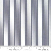 Moda Fabric - The Good Life - Bonnie & Camille  Charcoal  55157  17