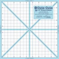 Lori Holt - Trim It Ruler Square 9-1/2in x 9-1/2in