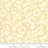 Moda Fabric - Sugar Pie - Lella Boutique - Yellow #5041 17