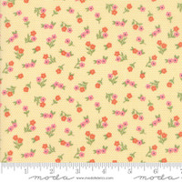 Fabric - Sugar Pie - Lella Boutique - Yellow #5042 17