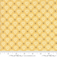 Fabric - Sugar Pie - Lella Boutique - Yellow #5043  17