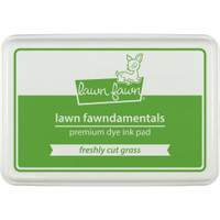 Lawn Fawn Dye Ink Pad - Freshly Cut Grass