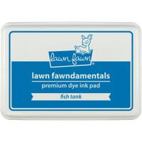 Lawn Fawn Dye Ink Pad - Fish Tank
