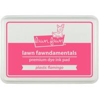 Lawn Fawn Dye Ink Pad - Flamingo Plastic