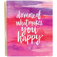 "Bloom Daily Planners - Ultimate Undated Planner Notebook 9"" x 11"""